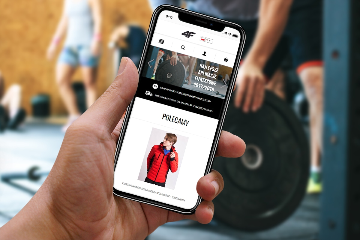 Najlepsze aplikacje fitnessowe 2017/2018