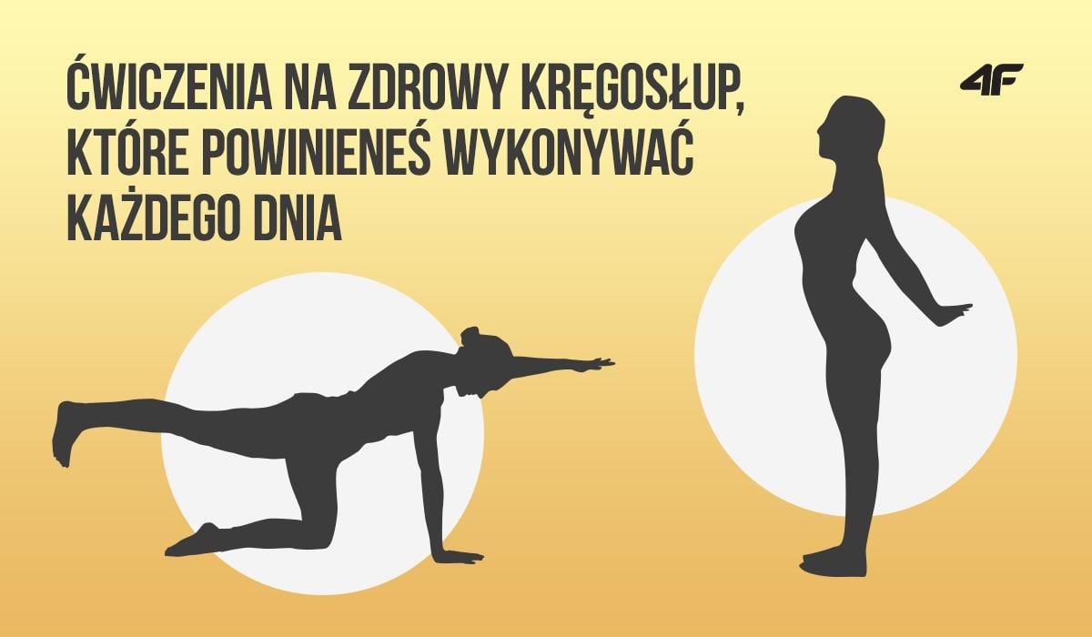 Ćwiczenia na zdrowy kręgosłup, które powinieneś wykonywać każdego dnia