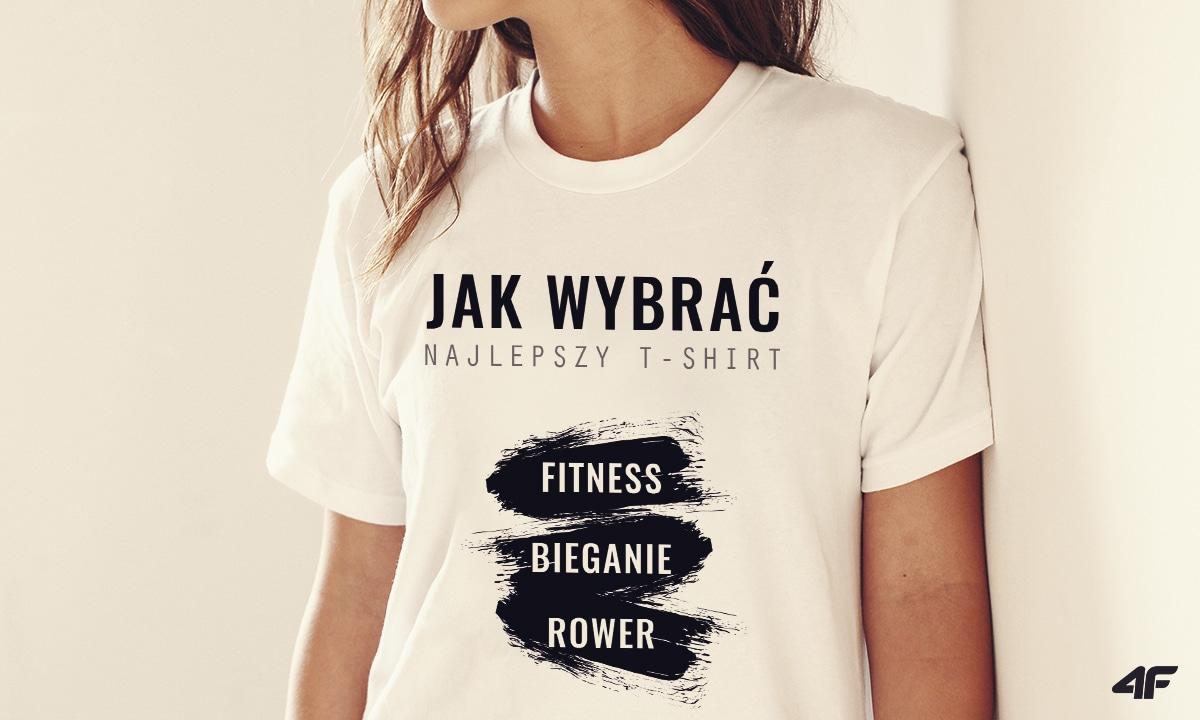 Jak wybrać najlepszy t-shirt do treningu?