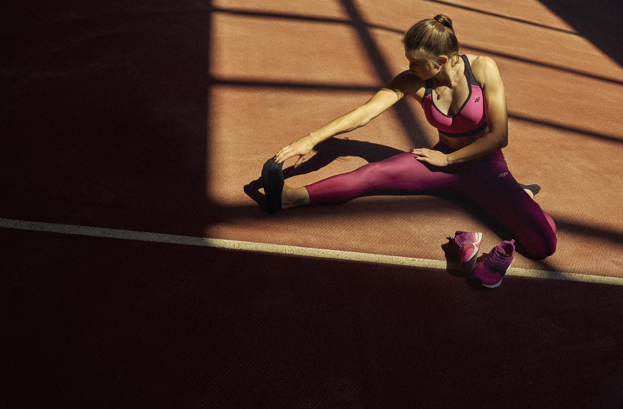 Jak zacząć biegać? Radzi ambasadorka marki 4F Martyna Kotwiła