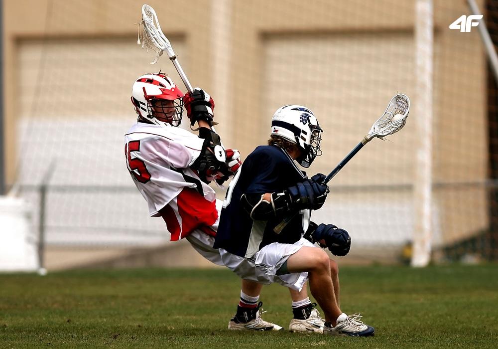 Kto słyszał o lacrosse?