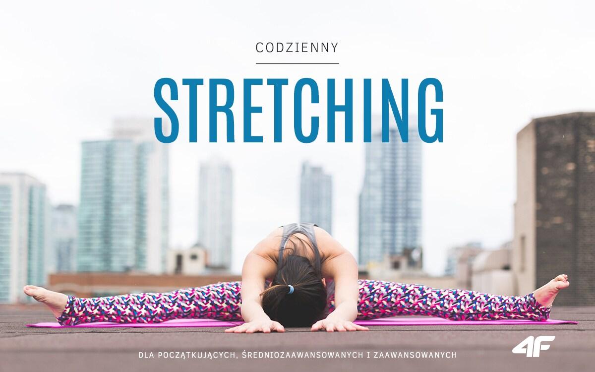 Codzienny stretching – ćwiczenia dla osób początkujących i zaawansowanych