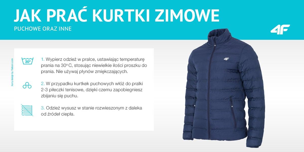 eb79a60d52b0fc Jak prać kurtki zimowe – kurtki puchowe oraz inne