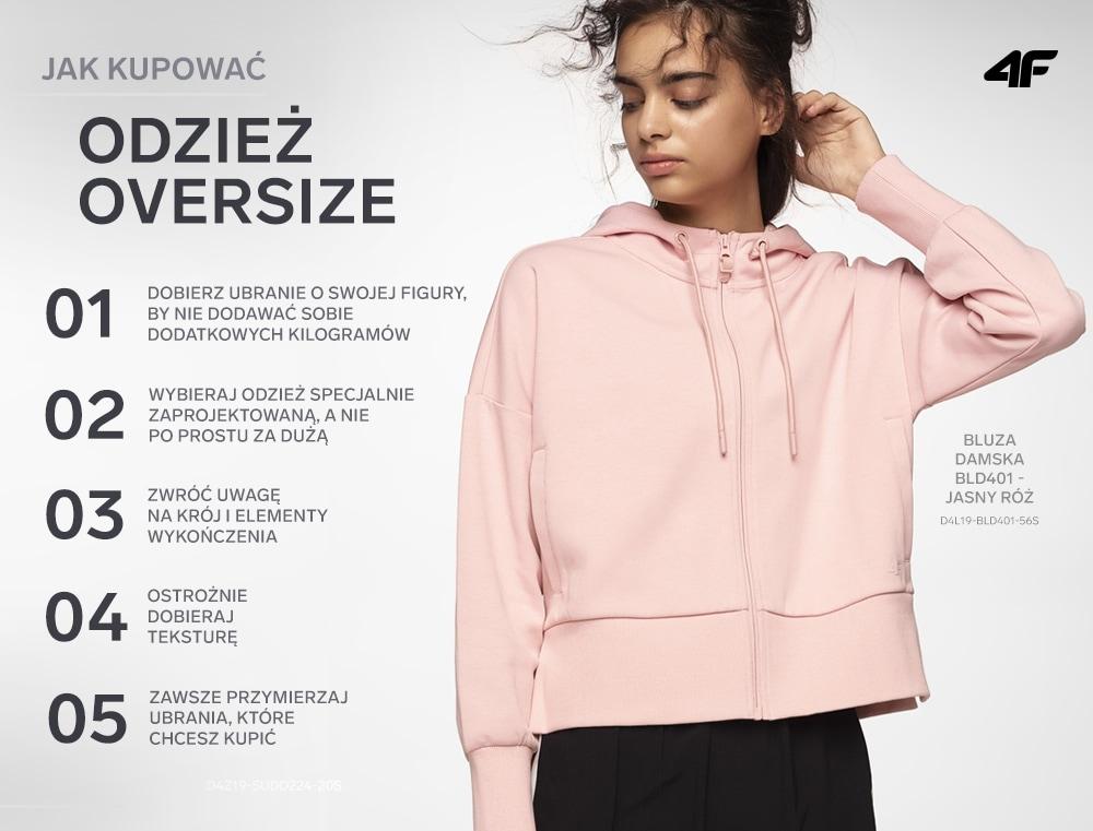 Jak kupować odzież oversize?