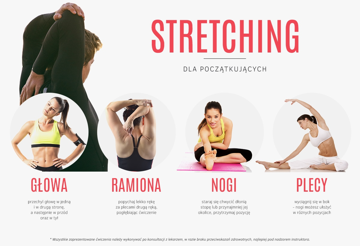 Stretching dla początkujących