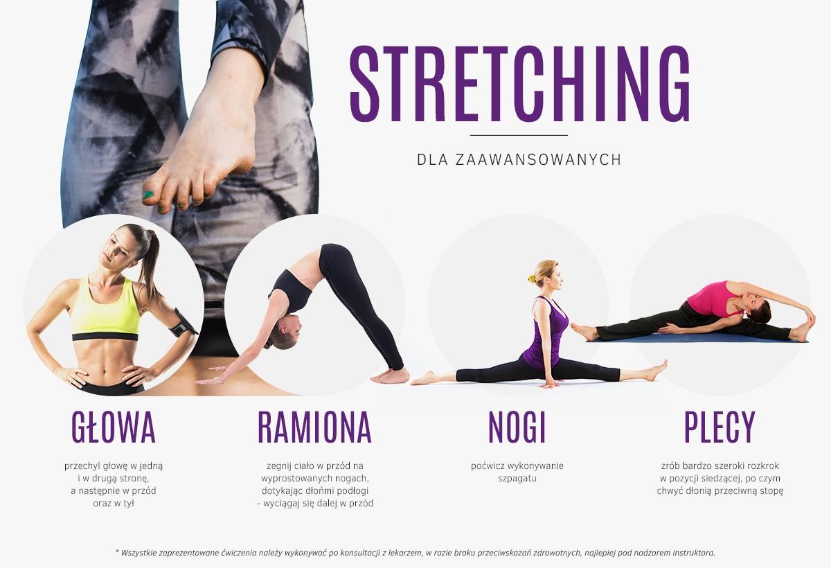 Stretching dla zaawansowanych