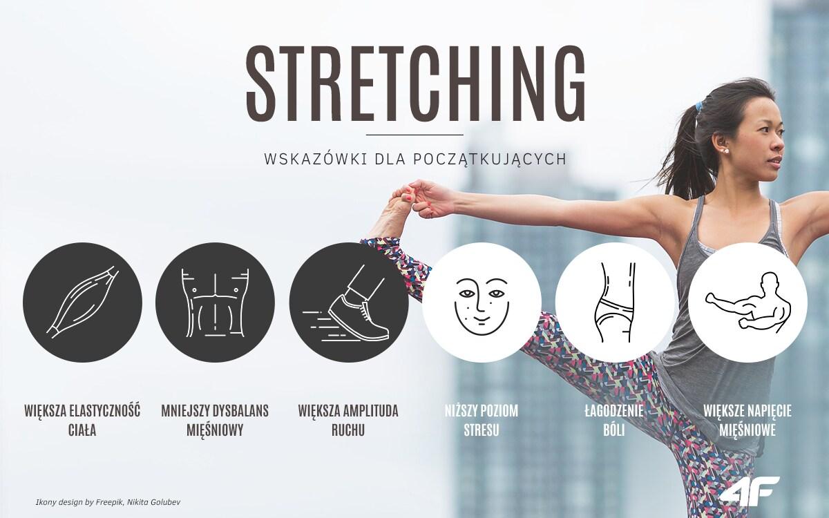Stretching - wskazówki dla początkujących