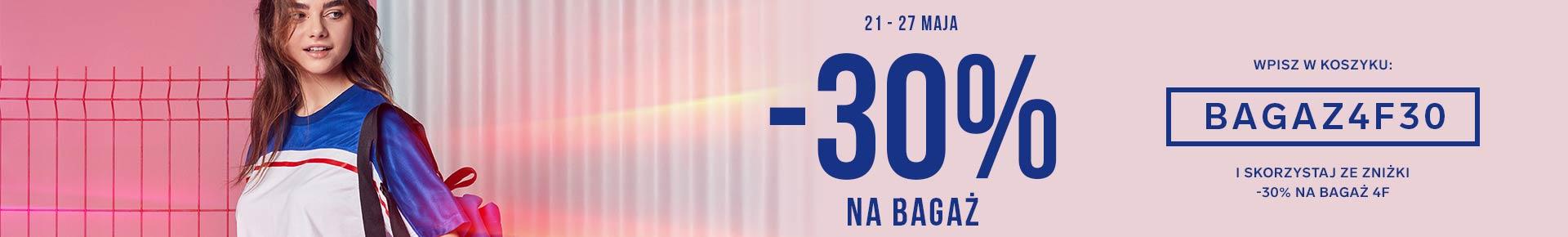 Bagaż -30%