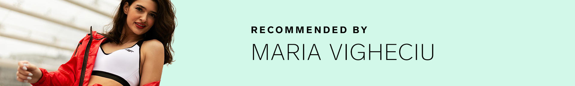 Recommended by Maria Vigheciu