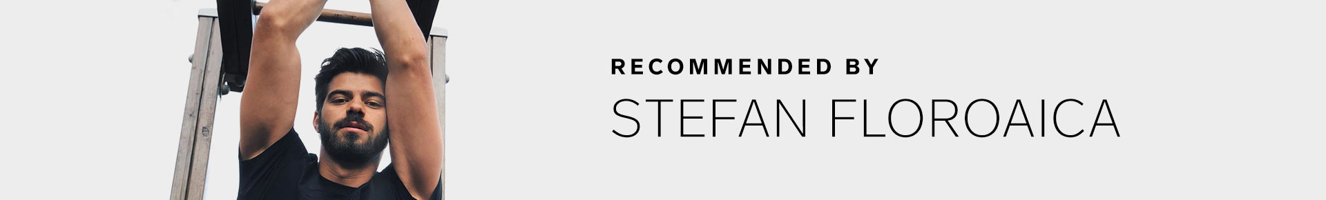 Recommended by Stefan Floroaica