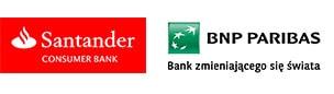 Santander, BNP Paribas Bank Polska S.A.